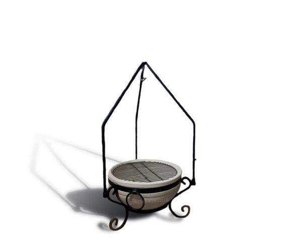 Чаша для костра на подставке
