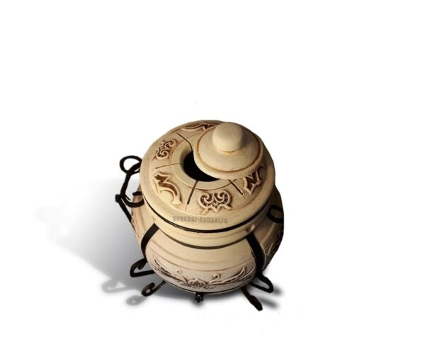 "Тандыр ""Традиция"" из глины"