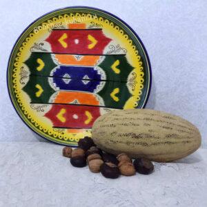 Керамика Риштан блюдо