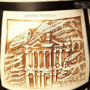 Тандыр рисунок город Петра