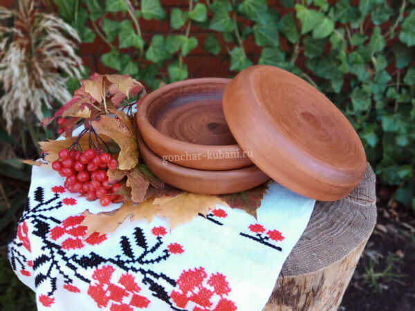 кеца глиняная этника
